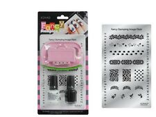 Konad Fancy Stamping Nail Art Kit 2