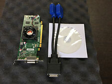 Dell AMD Radeon 512MB HD5450 Hd6350 Video Graphics Card DMS59 Low Profile SFF