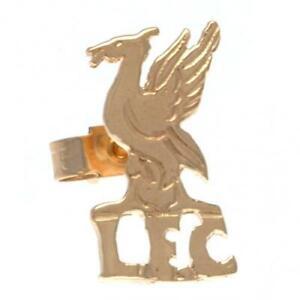 Liverpool FC 9ct Gold Earring LB (football club souvenirs memorabilia)