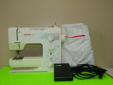 BERNINA 1008 SEWING MACHINE W/ FOOT PEDAL AND CASE SEW  (QUANTITY AVAILABLE)