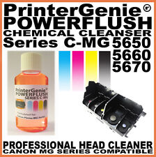 Printhead Cleaning Kit for Canon MG5650 5660 5670 Printer - Nozzle Flush & Clean