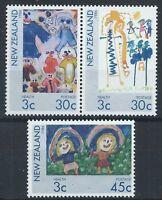 1986  New Zealand~Health~Unmounted Mint~Stamp Set~ UK Seller~