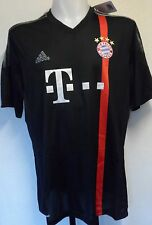BAYERN MUNICH 2014/15 S/S 3RD SHIRT BY ADIDAS SIZE ADULTS XL BRAND NEW WITH TAGS