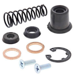 New All Balls Rear Master Cylinder Rebuild Kit For 2007-2012 Yamaha Grizzly 700