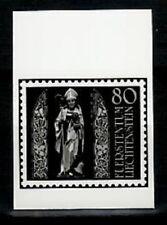 Photo Essay, Liechtenstein Sc713 St. Theodul 1600th Birth Anniversary.