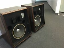 JBL L200 Studio Master w/ JBL Woofer E140-8  in Good Condition-Sounds Incredible