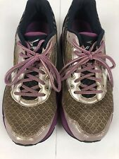 Mizuno Women's Wave Rider 19 Running Shoe Lilac Marble/White Athletic Size W10