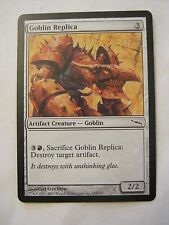 Magic The Gathering Artifact Creature Goblin Replica Game Card #178 (011-46)