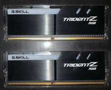 G. SKILL Trident Z RGB 16GB (2 x 8GB) PC4-24000 (DDR4-3000) Memory...