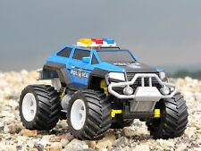 RC ferngesteuertes Polizei Auto Polizeiauto Monstertruck Truck Akku Ladegeräte