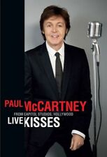 Paul McCartney - Live Kisses - From Capitol Studios Hollywood (DVD, 2013)
