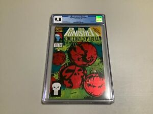 Punisher Holiday Special #1 CGC 9.8