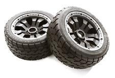 Integy OBM-1647 Type B507 Front Wheel & Tire Set (2) for HPI 1/5 Baja 5B & 5B2.0