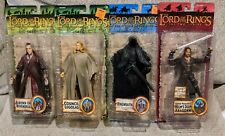 Lord Of The Rings Fellowship Of The Ring Elrond Legolas Aragorn & Ringewraith MO