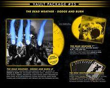 "Third Man Vault 25 Dead Weather Dodge & Burn Vinyl LP Record 7"" Cards Jack White"