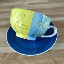 Whittard of Chelsea Floral Cup & Saucer