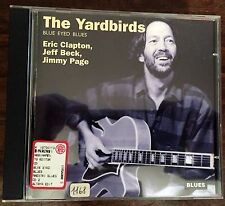 THE YARDBIRDS - BLUE EYED BLUES (ERIC CLAPTON, JEFF BECK, JIMMY PAGE)