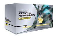 Pokemon card Japanese Sun & Moon Premium Trainer Box TAG TEAM GX NEW