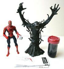 Spider-Man 3 Movie Ooze Attack Spider-Man versus Venom Symbiote Action Figure