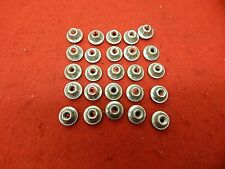 25 NOS FORD Galaxie Fairlane Tbird Moulding Retainers Locking Nuts #353911-S