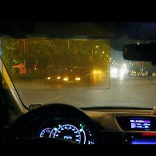 Universal HD UV Anti-Glare Auto Car Sun Visor Flip Down Shield Day/Night VisionB