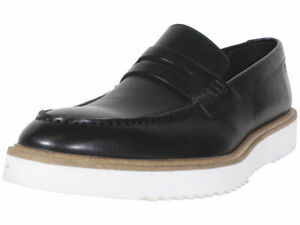 Clarks Craftmaster Ernest Free Penny Loafers Men's Shoes
