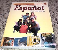 NEW Espanol Santillana High School TE Level 1 Teacher Edition HS Spanish