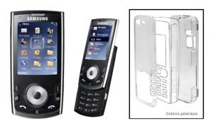 Coque Cristal Transparente (Protection Rigide) ~ Samsung (Sgh) i560