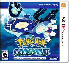 Pokemon: Alpha Sapphire (Nintendo 3DS, 2014) Brand New