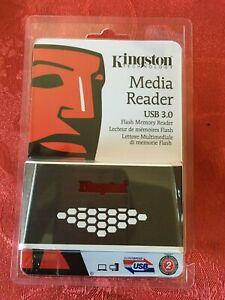 Kingston USB 3.0 High Speed Media Reader