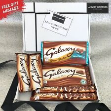 LOCKDOWN GALAXY CHOCOLATE PERSONALISED HAMPER PRESENT GIFT BOX FATHERS DAY DAD