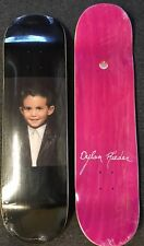 Dylan Rieder F cking Awesome Portrait Deck 8.5 HUF Gravis Alien Workshop Dill FA