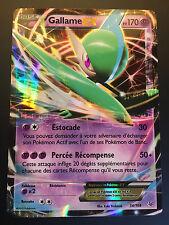 Carte Pokemon GALLAME 34/108 Ultra Rare EX XY6 Ciel rugissant Française NEUF