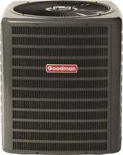 Goodman 3.5 Ton 14 - 15 SEER 42,000 BTU Heat Pump Central Air Conditioner R-410A