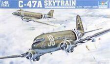Trumpeter 1/48 Scale C-47A Skytrain Plastic Model Kit 2828 TSM2828