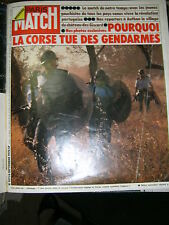 Paris Match N° 1371 6/9/1975 Corse ARC Authon Giscard Spinola Histoire d'O