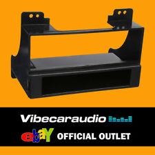 Hyundai i800 Black Single DIN Fixed Pocket Facia Plate Autoleads Radio Stereo