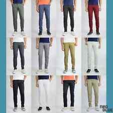 1 NEW Men's Neo Blue Skinny Jeans Pants Harem Causal  Dance Hip Hop Party 28-40