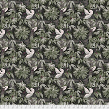 Anna Maria Horner Passion Flower PWAH133 Passiflora Glimmer Cotton Fabric By Yd