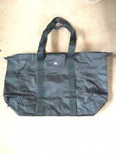RARE OMEGA Watches Seamaster XL Black Tote Bag Weekender Case Travel Bag