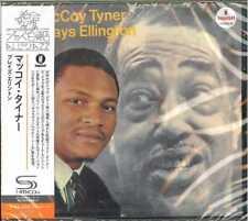 MCCOY TYNER-PLAYS ELLINGTON -JAPAN SHM-CD C94