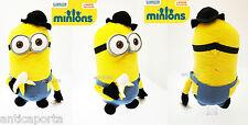 Peluche Film Minions 2015 Movie 40 cm Banana Minion Cattivissimo Me Originale