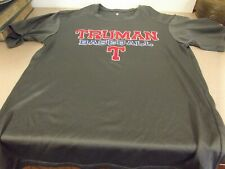 Truman Baseball T Dri Fit Shirt Size Medium