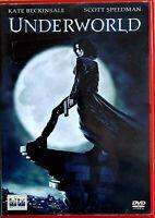 UNDERWORLD (2003) di  Len Wiseman - Kate Beckinsale - DVD EX NOLEGGIO - COLUMBIA