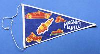 Collezionismo pubblicitario - Gagliardetto epoca Magneti Marelli / Bosch