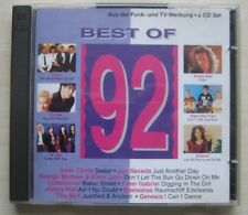 Best Of 92 – 2 CD's – Doppel CD Set
