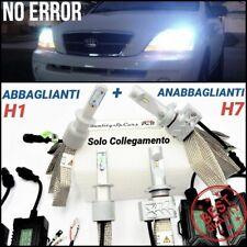 2 KIT LED KIA SORENTO 02-09 ANABBAGLIANTI H7 + ABBAGLIANTI H1 6500K CANbus 8000L