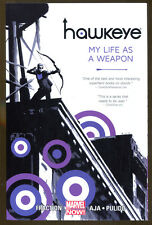 Hawkeye Volume One: My Life as a Weapon by Matt Fraction-David Aja-2013
