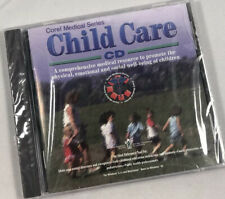 Corel Medical Series Child Care Interactive PC Computer Program Software Health