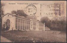 F-Ex3888 Poland Polska 1928 Postcard To Antilles. Militar Post?.